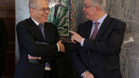 Με τον Πρέσβη του Ισραήλ στην Αθήνα συναντήθηκε ο Πρόεδρος της Βουλής