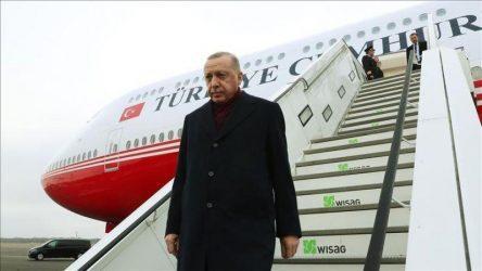 Ερντογάν: Ποτέ δεν θα καθίσω με έναν τρομοκράτη