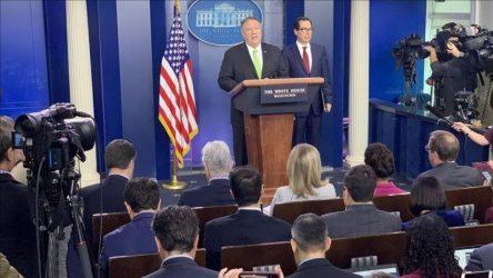 """ΗΠΑ: Νέες κυρώσεις στην εκστρατεία της """"μέγιστης πίεσης"""" κατά της Τεχεράνης"""