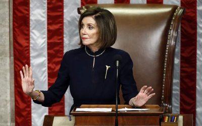 Νάνσι Πελόζι – Περιορισμός στις ενέργειες του Αμερικανού Προέδρου σε σχέση με το Ιράν