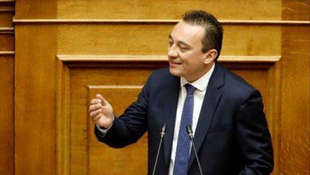 Κώστας Βλάσης: Ελλάδα – Κύπρος και Ισραήλ προωθούν την ειρήνη και τη σταθερότητα