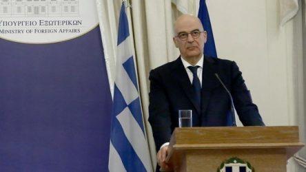 FM Dendias speaks with Russian counterpart Lavrov