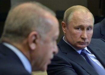 Μόσχα: Η Τουρκία δεν έχει τηρήσει την υπογραφή συμφωνίας με την Ρωσία στο Σότσι το 2018