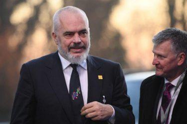 Ράμα σε Λαβρόφ: Είμαστε μέλη του ΝΑΤΟ,σύμμαχοι των ΗΠΑ και είμαστε περήφανοι