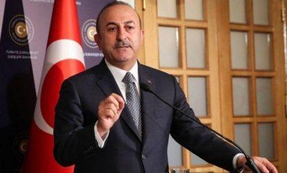Μελβούτ Τσαβούσογλου: «Η Τουρκία είναι έτοιμη να εργαστεί εποικοδομητικά με την Ε.Ε. στο μεταναστευτικό»