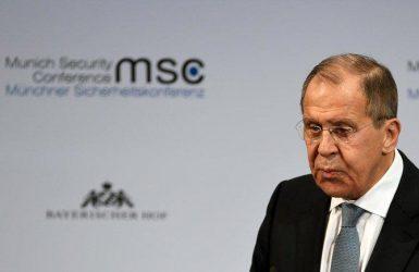 Λαβρόφ: Ρωσία και Τουρκία είναι «στενοί» φίλοι αλλά διαφωνούν