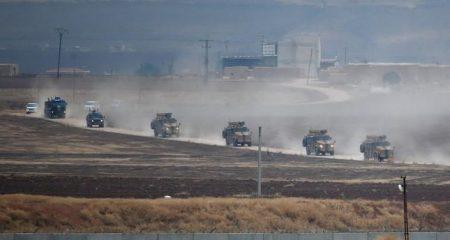Οι κοινές τουρκικο-ρωσικές περιπολίες συνεχίζονται στη βόρεια Συρία