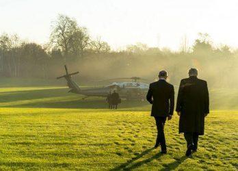 Στήριξη της Ουάσινγκτον στη στρατιωτική εμπλοκή της Άγκυρας στην Ιντλίμπ