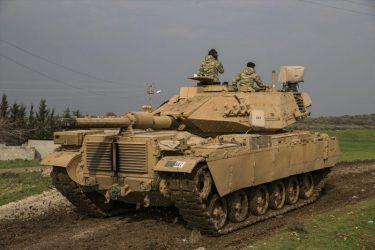 Προελαύνουν οι δυνάμεις του Άσαντ – Επιπλέον άρματα στέλνει η Άγκυρα