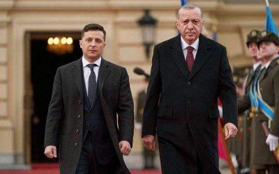 Ο Ερντογάν παρεμβαίνει ξανά στην Ουκρανία – Συζητά την προμήθεια αερίου στο Κίεβο μέσω TANAP