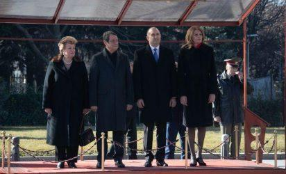 Στη Βουλγαρία ο Πρόεδρος Αναστασιάδης -Συνάντηση με τον Πρόεδρο Ράντεβ
