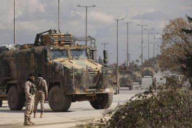 Συρία: Αντάρτες υποστηριζόμενοι από την Τουρκία στην Σαρακέμπ