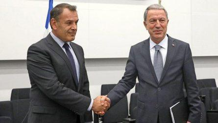 Ν.Παναγιωτόπουλος προς Χ.Ακάρ : Οι προκλητικές ενέργειες δεν βοηθούν στον διάλογο για τα ΜΟΕ