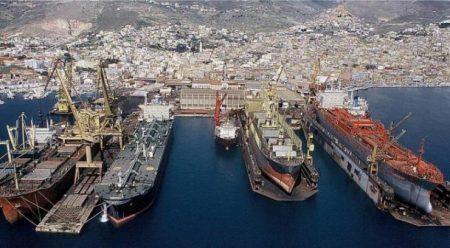 Άδωνις Γεωργιάδης: Στόχος τα ναυπηγεία της Ελευσίνας να έχουν το μοντέλο των ναυπηγείων της Σύρου έως τα τέλη Μαρτίου