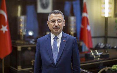 Φουάτ Οκτάι: Η Τουρκία έχει εκπληρώσει τις ευθύνες της στην περιοχή της Ιντλίμπ