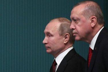 Ραντεβού Πούτιν – Ερντογάν στη Μόσχα την επόμενη εβδομάδα
