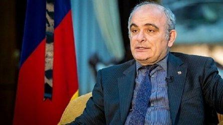 Λεβάν Νταγκάργιαν: Το Ιράν ενδιαφέρεται για ρωσικό στρατιωτικό εξοπλισμό