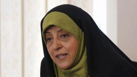 Η Ιρανή αντιπρόεδρος Masoumeh Ebtekar θετική στον COVID-19