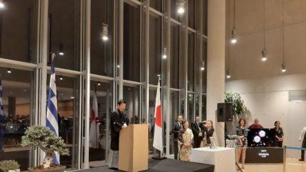 Ιάπωνας πρέσβης: Η Ιαπωνία θα στηρίξει την Ελλάδα μέσω των επενδύσεων και του τουρισμού