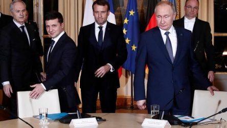 Πούτιν και Ζελένσκι συζήτησαν για την επόμενη συνάντηση στο πλαίσιο του «σχήματος της Νορμανδίας»