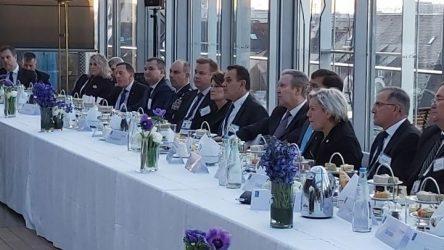 Ο Υπουργός Άμυνας στην 56η Διάσκεψη Ασφαλείας του Μονάχου