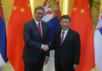 """Αποθεώνει την Κίνα ο Βούτσιτς – """"Η Κίνα μόνο μπορεί να μας βοηθήσει"""""""