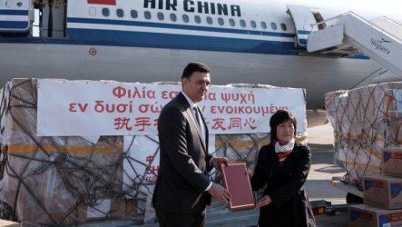 """Η Κίνα εμφανίστηκε ως """"Σωτήρας"""" και στην Ελλάδα"""