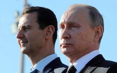 Πούτιν και Ασάντ σε τηλεφωνική επικοινωνία για την εφαρμογή των ρωσοτουρκικών συμφωνιών