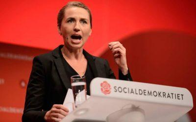 Στήριξη στην Ελλάδα από την πρωθυπουργό της Δανίας