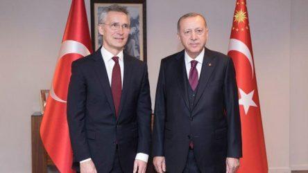 """Ο Ερντογάν, οι """"μεταναστευτικές του απαιτήσεις"""" & η ΝΑΤΟϊκή βοήθεια για τη Συρία"""