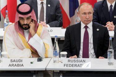 «Chicken Game» για Ριάντ και Μόσχα με επίκεντρο το πετρέλαιο