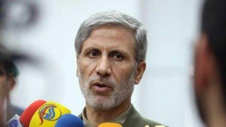 Υπουργός Άμυνας Ιράν: «Θα εργαστούμε για την αύξηση της καταστρεπτικής ικανότητας πυραυλικών βλημάτων»