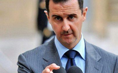 Άσαντ: Η Δαμασκός είναι έτοιμη να αποκαταστήσει τις σχέσεις της με την Άγκυρα