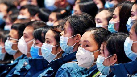 Οι Κινέζοι ανά τον κόσμο κινδυνεύουν να στιγματιστούν