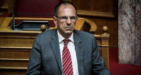 Υπουργός Επικρατείας: Η Ελλάδα θα εξαντλήσει κάθε μέσο για προστασία της εθνικής κυριαρχίας