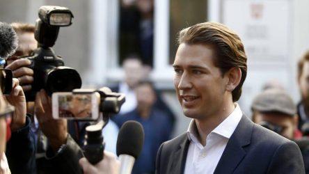 O καγκελάριος της Αυστρίας μιλάει για επίθεση της Αγκυρας εναντίον της Ελλάδας