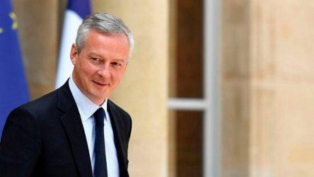 Λεμέρ: Η επιδημία απειλεί την ευρωζώνη και το πολιτικό μέλλον της Ευρώπης