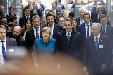 Μητσοτάκης από Βερολίνο: Η Ελλάδα και η Ευρώπη δεν εκβιάζονται
