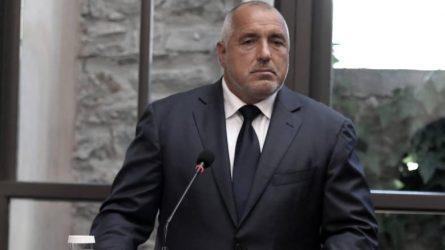 Μπορίσοφ: Ο Ερντογάν αρνήθηκε να καθίσει στο ίδιο τραπέζι με τον Μητσοτάκη