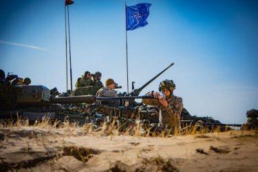 Θετικοί στον κορονοϊό 20 στρατιώτες του ΝΑΤΟ στη Λιθουανία