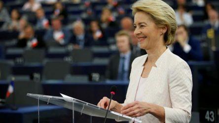 Φον ντερ Λάιεν: Οι αποφάσεις που θα πάρουμε θα σφραγίσουν το μέλλον