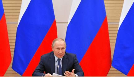Πούτιν: Αυτό που βλέπουμε στην αγορά πετρελαίου δεν έχει ξαναγίνει