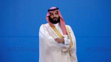 Η κατάρρευση των τιμών του πετρελαίου απειλεί τον Μπιν Σαλμάν