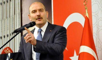 Τούρκος υπουργός Εσωτερικών για Εβρο: «Αυτό είναι μόνο η αρχή»