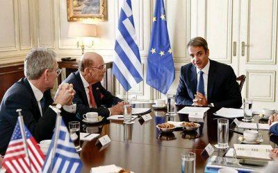 Οι Αμερικανικές επενδύσεις στην Ελλάδα δεν θα επηρεαστούν από τον Πόλεμο