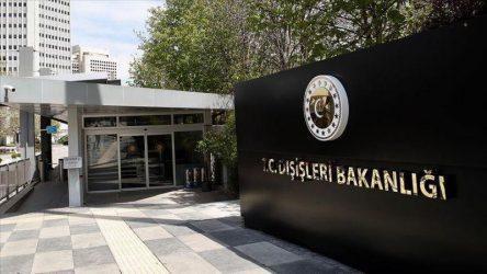 Τουρκικό Υπουργείο Εξωτερικών: «Πολιτικά κίνητρα» πίσω από την έκθεση των ΗΠΑ