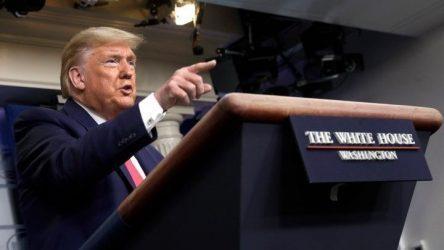 Ανακαλεί τα περί επιβολής «καραντίνας» στη Νέα Υόρκη ο Τραμπ