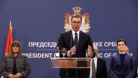 Σερβία: Βουλευτικές εκλογές στις 21 Ιουνίου