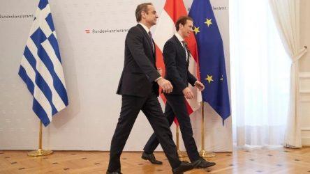 Μητσοτάκης-Κουρτς: Η Ελλάδα και η Ευρώπη επιμένουν στη συνεργασία με την Τουρκία, αλλά με όρους δικαιοσύνης