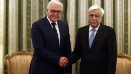 Την στήριξή του προς την Ελλάδα ζήτησε από τον Πρόεδρο της Γερμανίας ο Προκόπης Παυλόπουλος